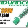 TEIN Street Advance Dampers Arriving Soon!