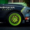 Monster Falken 2012 Mustang