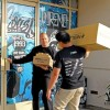 TEIN USA Delivers to West Coast Customs