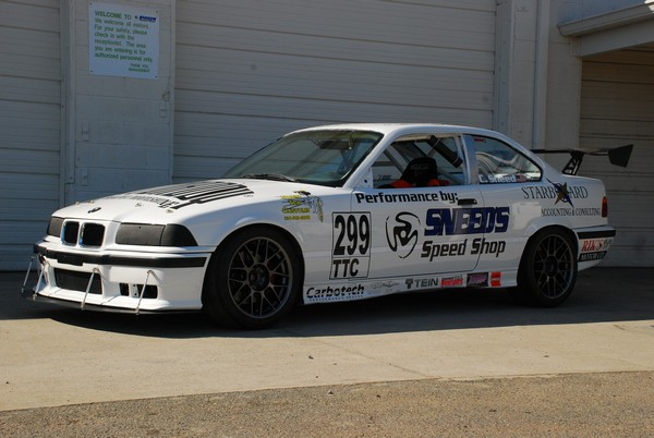 Sneed\'s Speed Shop 1992 BMW 325is - TEIN USA Blog