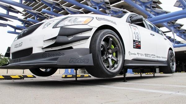 Racing Car: Racing Car Jack