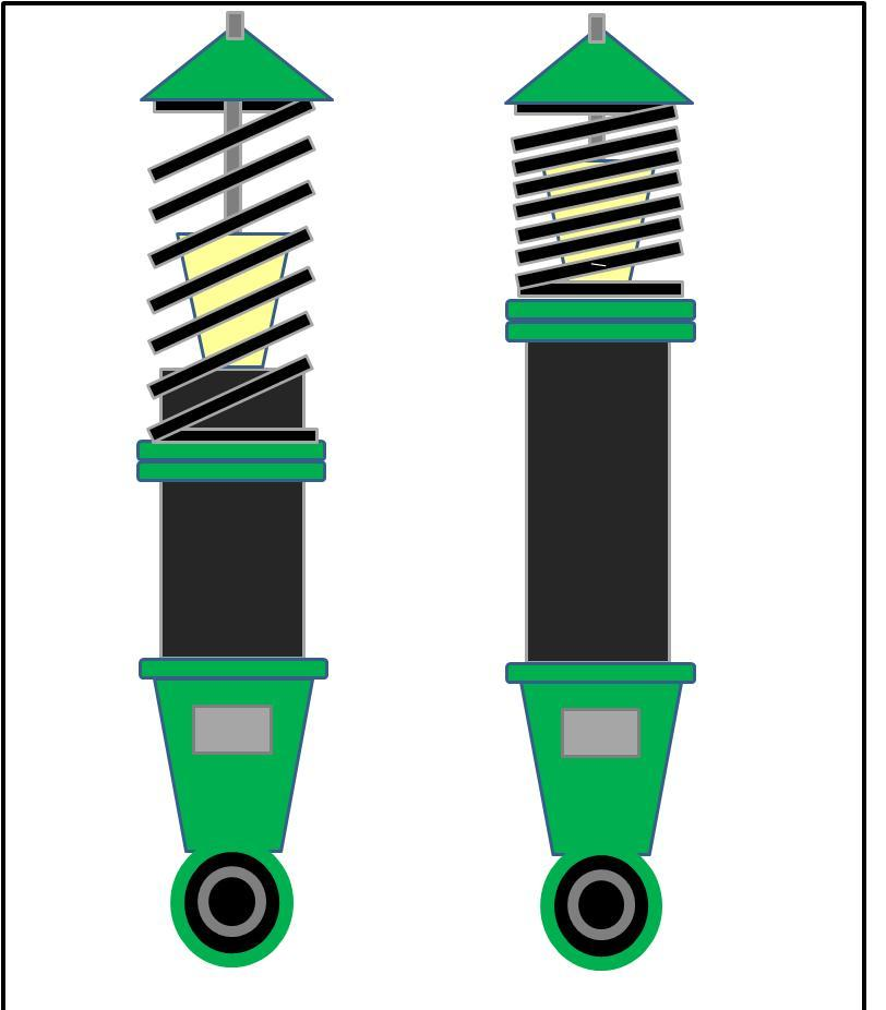how to fix coilover preload