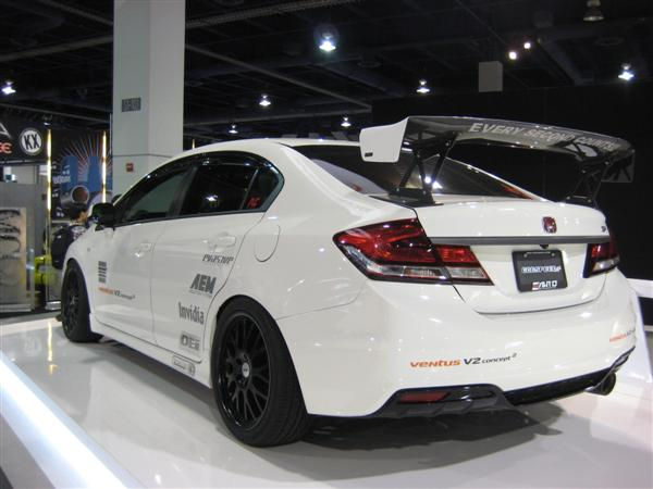 Honda Civic Si 2013 Coupe Custom