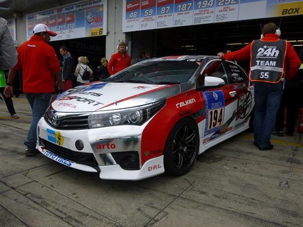 Nurburgring 24-3 (Custom)