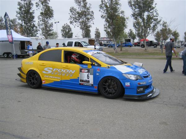 Super Lap Battle (Buttonwillow) Spoon CTR (Custom)
