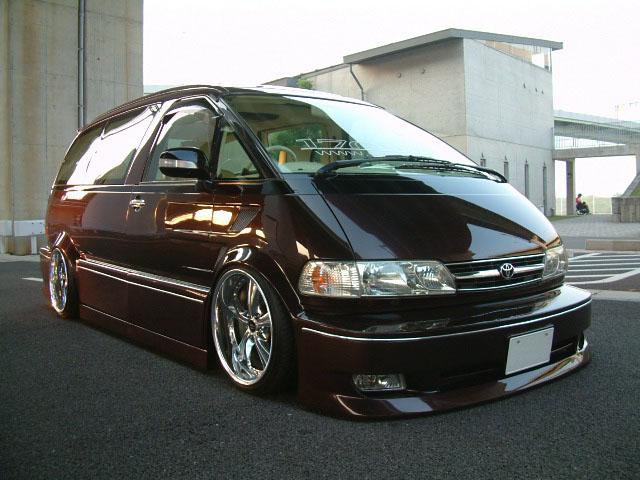 Toyota Sienna Street Flex Dampers Tein Usa Blog