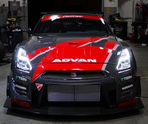 EVS GTR