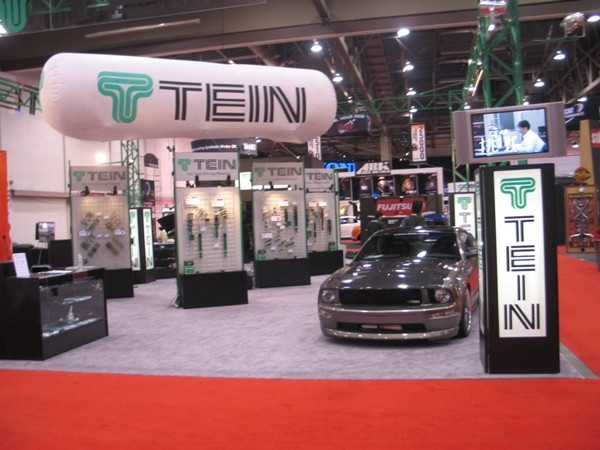A look back at TEIN's SEMA past.