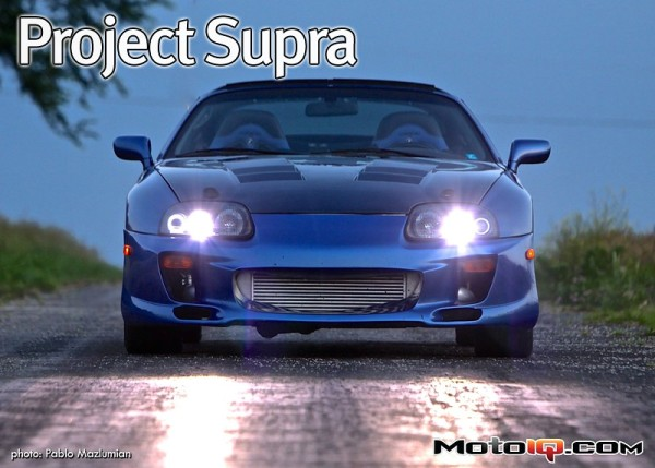 project supra front