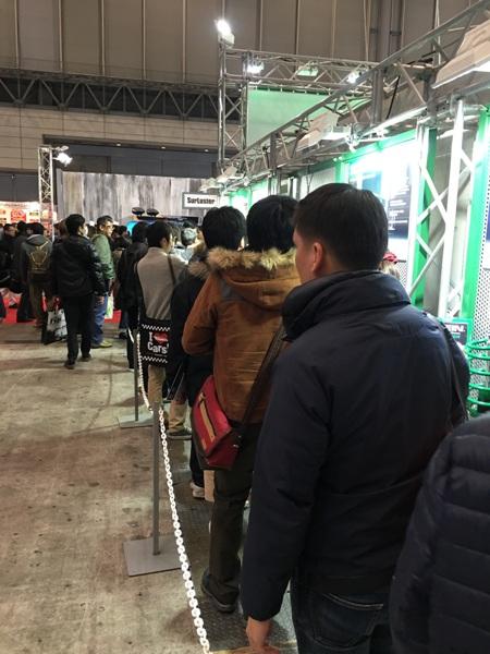 Tokyo Auto Salon (Jan 17, 2016) 058 blog