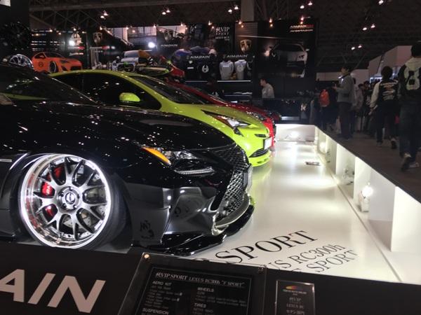 Tokyo Auto Salon (Jan 17, 2016) 163 blog